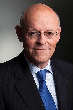 Prof. Uri Rosenthal, Dutch Foreign Minister